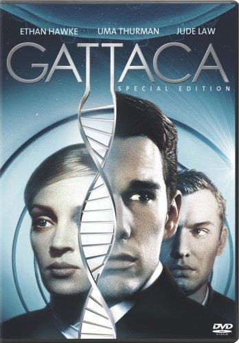 Gattaca Cover